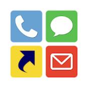 Androidアプリ「ワンタッチで電話/メール/SMS - 短縮ダイヤル」のアイコン