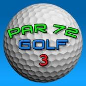 Androidアプリ「Par 72 Golf」のアイコン