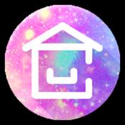 Androidアプリ「CocoPPaホーム★かわいいきせかえランチャー」のアイコン