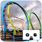Androidアプリ「VR Roller Coaster」のアイコン