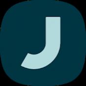 Androidアプリ「Jimdo - 無料ホームページ作成サービス」のアイコン