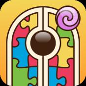 Androidアプリ「知育パズル ひとりでできたよ!ミラクルぽんっ!親子こども向け」のアイコン