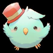 Androidアプリ「Tweecha Prime 方言版 - 時間順・時刻表示で今1番人気のTwitterクライアント」のアイコン