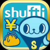 Androidアプリ「現金でお小遣い稼ぎ!在宅ワークのシュフティ」のアイコン
