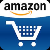 Androidアプリ「Amazon ショッピングアプリ」のアイコン
