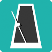 Androidアプリ「2 and 4: Free Metronome」のアイコン