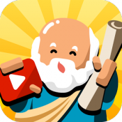 Androidアプリ「世界で話題の面白・感動を毎日無料でお届け!神々のニュース」のアイコン