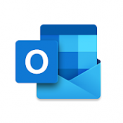 Androidアプリ「Microsoft Outlook」のアイコン