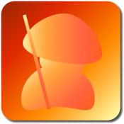 Androidアプリ「四国八十八箇所の道案内(徒歩用)」のアイコン