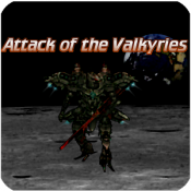 Androidアプリ「Attack of the Valkyries」のアイコン