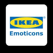 Androidアプリ「IKEA Emoticons」のアイコン