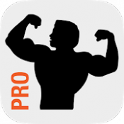 Androidアプリ「Fitness Point Pro - ワークアウト日誌」のアイコン