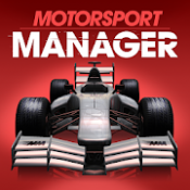 Androidアプリ「Motorsport Manager Mobile」のアイコン