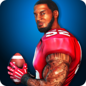Androidアプリ「Football with Patrick Willis」のアイコン