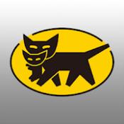 Androidアプリ「クロネコヤマト公式アプリ」のアイコン