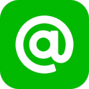 Androidアプリ「LINE@App (LINEat)」のアイコン