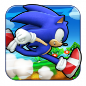 Androidアプリ「ソニック ランナーズ(SONIC RUNNERS)」のアイコン