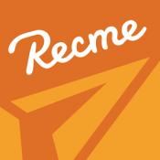 Androidアプリ「レクミー- 就活イベント収集・企業研究のための無料就活アプリ」のアイコン