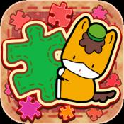 Androidアプリ「ぐんまちゃん ジグソーパズル」のアイコン