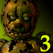 Androidアプリ「Five Nights at Freddy's 3」のアイコン