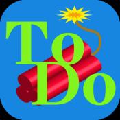 Androidアプリ「爆発するToDo」のアイコン