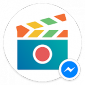 Androidアプリ「GIF CAM for Messenger」のアイコン