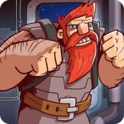 Androidアプリ「SpaceBeard - Survival Shooter」のアイコン
