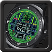 Androidアプリ「V08 WatchFace for Android Wear」のアイコン