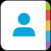 Androidアプリ「電話帳 A+ 連絡先のグループ分けが簡単な無料アドレス帳アプリ」のアイコン