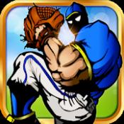 Androidアプリ「がんばる野球王 !(Baseball Kings)」のアイコン