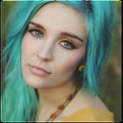 Androidアプリ「変更の髪と瞳の色」のアイコン