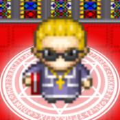 Androidアプリ「株式会社勇者ハケン代表取締役神父 - 無料の快感RPG」のアイコン