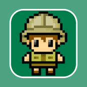 Androidアプリ「秘宝探検隊」のアイコン