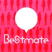 Androidアプリ「Bestmate~恋の出会いアプリ」のアイコン