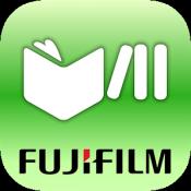 Androidアプリ「FUJIFILMイヤーアルバム 5分で作成!簡単フォトブック」のアイコン