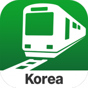 Androidアプリ「Transit 韓国 by NAVITIME」のアイコン