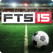 Androidアプリ「First Touch Soccer 2015」のアイコン