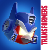 Androidアプリ「Angry Birds Transformers」のアイコン