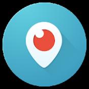 Androidアプリ「Periscope - ライブ動画」のアイコン