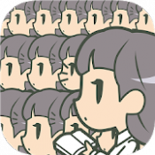 Androidアプリ「100億人の俺の嫁」のアイコン