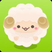 Androidアプリ「ひつじだま」のアイコン