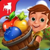 Androidアプリ「農場収穫パズルゲーム」のアイコン
