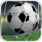 Androidアプリ「アルティメットサッカー Ultimate Football」のアイコン