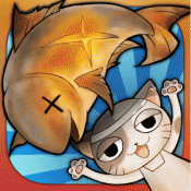 Androidアプリ「焼きざかにゃん - Yakizakanyan」のアイコン
