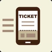 Androidアプリ「あなたのスマホがチケットになるサービス「演劇パス」」のアイコン