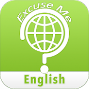 Androidアプリ「Excuse Me English」のアイコン