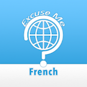 Androidアプリ「Excuse Me French」のアイコン