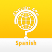 Androidアプリ「Excuse Me Spanish」のアイコン