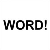 Androidアプリ「WORD!リアリティある名言(刺さる一言)を紹介するアプリ」のアイコン