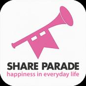 Androidアプリ「シェアハウス『SHARE PARADE』」のアイコン